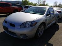 CARFAX One-Owner. 2D Coupe, 2.4L 4-Cylinder SOHC 16V,
