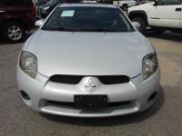 Options:  2006 Mitsubishi Eclipse Gs Coupe 2D|Miles: