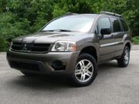 Options Included: N/A2006 Mitsubishi Endeavor. A sporty