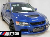 Evolution IX Manual Awd Spoiler EMG Auto has been in