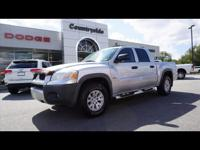 This 2006 Mitsubishi Raider Duro Cross V6 boasts