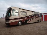 This is a 2006 40PAQ CAMELOT with less than 27,000