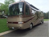 2006 Monaco Diplomat in excellent condition. 41 ft 4