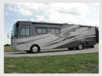 LOOK AT THIS 40 FOOT 2006 MONACO DIPLOMAT 40PDQ WITH