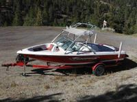 2006 Moomba Outback Tournament Ski Boat Boat is located