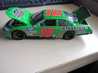 Diecast 1:24 scale stock car ( Monte Carlo ) Interstate