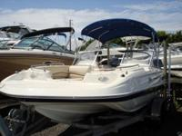 Description 2006 Nautic Star 205 Dual Console with