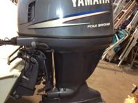 2006 nautic star DC205 deck boat. 20' long with yamaha