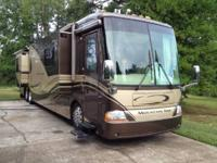 This is a nice 2006 Newmar Mountain Aire Model 4304