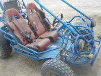 2006 NewWest Buggy has 150 motor water forward-REv ELC