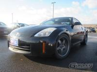 This 2006 Nissan 350Z is a 2 door|2 seater offered in