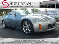 2006 NISSAN 350Z Coupe Our Location is: Suburban Volvo