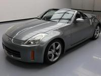 This awesome 2006 Nissan 350Z comes loaded with the