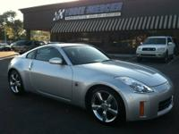 Year: 2006 . Make: Nissan . Model: 350Z . Trim: Touring
