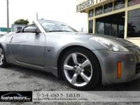 Options:  2006 Nissan 350Z Grand Touring 2Dr