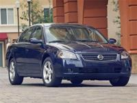 Clean CARFAX. Gray 2006 Nissan Altima 2.5 S FWD 4-Speed