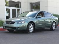 CARFAX One-Owner. Clean CARFAX. Mystic Emerald 2006