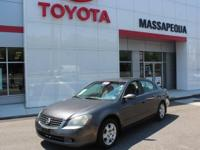 Gy 2006 Nissan Altima 2.5 S FWD 4-Speed Automatic with