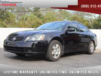 2006 Nissan Altima 2.5 S Sedan, *** FLORIDA OWNED