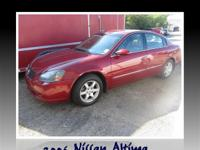 Options Included: N/AThis generous Altima will have you