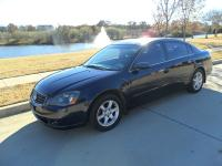 Very smooth yet efficient 2006 Altima 4 cylinder with