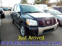 This 2006 Nissan Armada SE is provided to you for sale