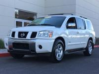 2006 Nissan Armada We provide 145 point inpection on