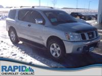 Check out this gently-used 2006 Nissan Armada we