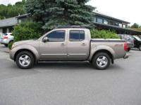 This 2006 Nissan Frontier LE 4x4 Crew Cab is a 1-Owner,