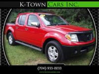 Options:  2006 Nissan Frontier Crew Cab Nismo Pickup 4D