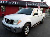 Options:  2006 Nissan Frontier Come See Our Wide