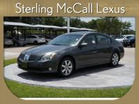Sterling McCall Lexus presents this CARFAX 1 Owner 2006