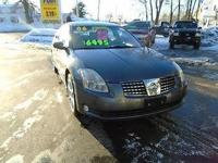 This 2006 NISSAN MAXIMA is in EXCELLENT condition! This