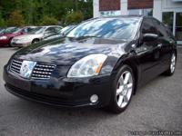 Year: 2006 Make: Nissan Model: Maxima Trim: SL