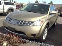 Come see this 2006 Nissan Murano S. Its Variable