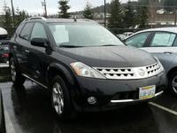 MURANO SE 4D SUV AWD  Options:  Abs Brakes