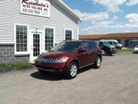 2006 Nissan Murano SL AWD Automatic Transmission Power