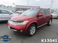 Options:  2006 Nissan Murano Sl|Miles: 117586Color: