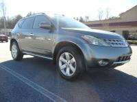 Great Condition. Well Kept Nissan Murano SL 2WD !