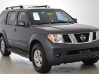 Recent Arrival! Nissan Pathfinder SE RWD !!!This 2006