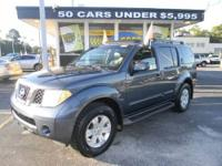 2006 NISSAN Pathfinder SUV LE 4WD Our Location is: Mike