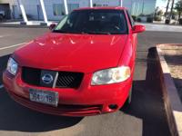 This Code Red 2006 Nissan Sentra 1.8 S might be just