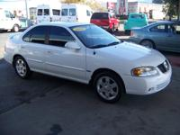 Options Included: N/AOne Owner 2006 Nissan Sentra S