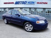 Exterior Color: blue, Body: Sedan, Engine: 1.8L I4 16V