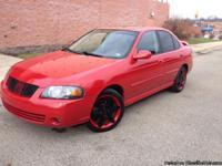 Details Year: 2006 . Make: Nissan . Model: Sentra .