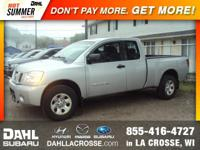 2006 Nissan Titan XE CARFAX One-Owner. Low Mile Local