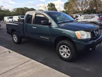 2006 Titan XE King Cab ** Full Size Extended Cab Truck
