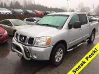 Options:  2006 Nissan Titan Se|*Affordable 4X4!* *Very