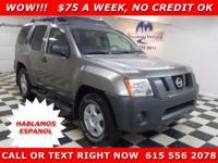 Look at this 2006 Nissan Xterra S. It has an Automatic