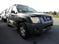 2006 Nissan Xterra S! CLEAN CARFAX/NO ACCIDENTS